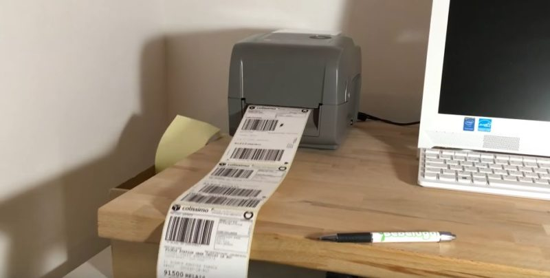 Imprimante Colissimo