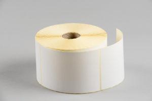 Rouleau d'étiquettes pour Colissimo