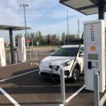 Un long trajet en voiture électrique avec la Kia e-Niro
