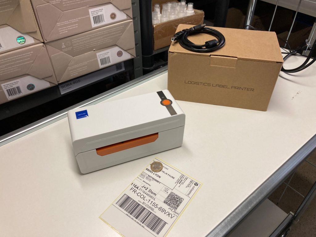 Imprimante a etiquette Netum NT-LP110A